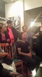 Joyce, Terrance(sitting) & Mother Jessie